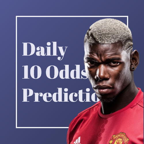 daily 10 odds tips free 10 odds football predictions