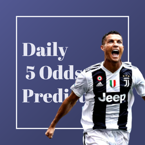 daily 5 odds predictions sure 5 odds tips free daily 5 odds tip site
